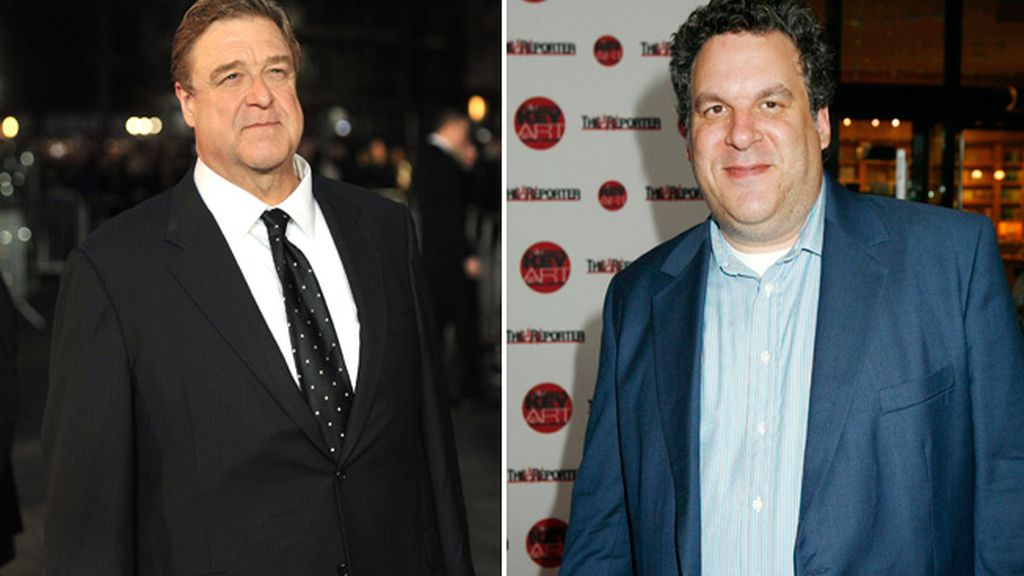 John Goodman y Jeff Garlin