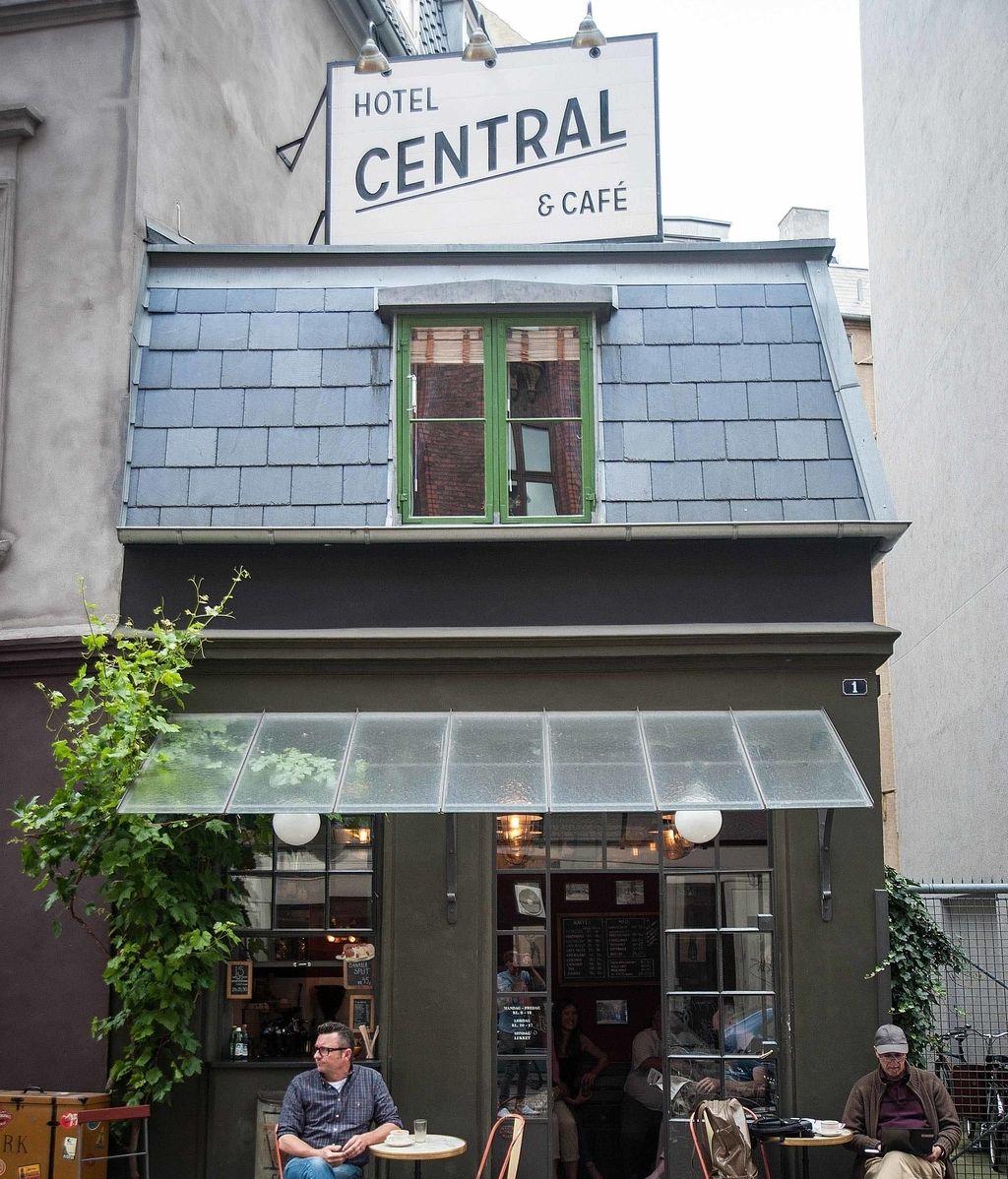 El hotel más pequeño del mundo está en Copenhague