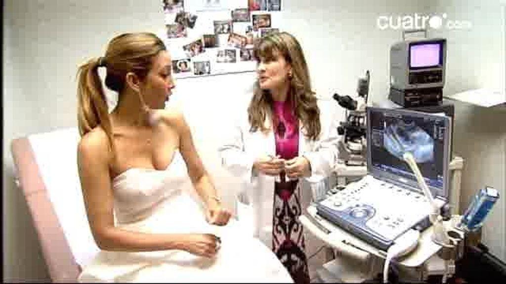 María Bravo busca el espermatozoide