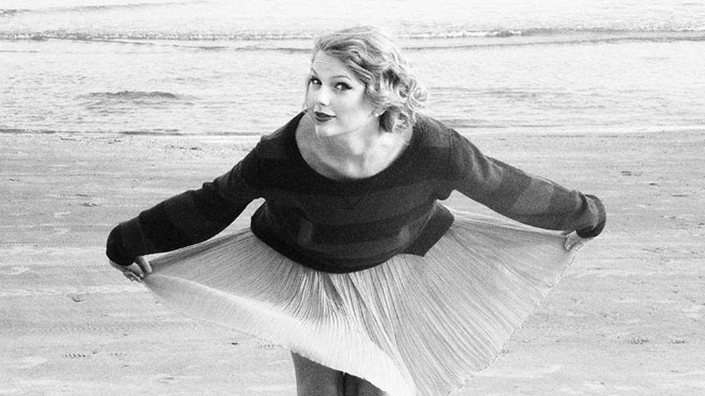 Aprende de Taylor Swift cómo tener unas vacaciones con estilo