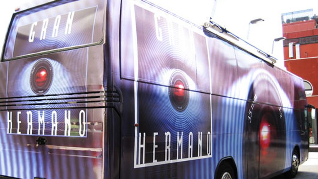 El bus de 'GH'