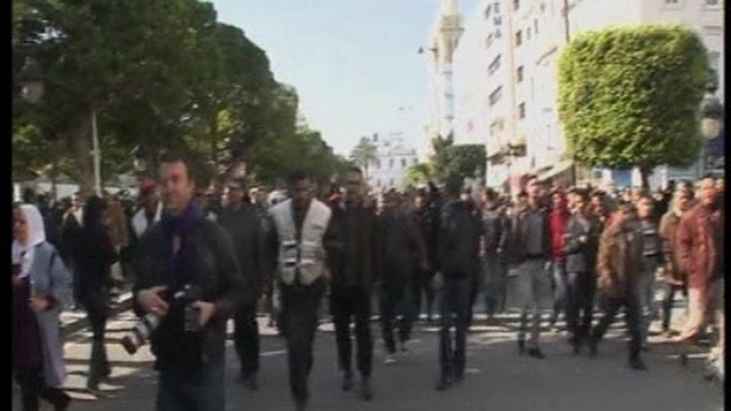 Túnez legalizará a todos los partidos políticos que lo pidan