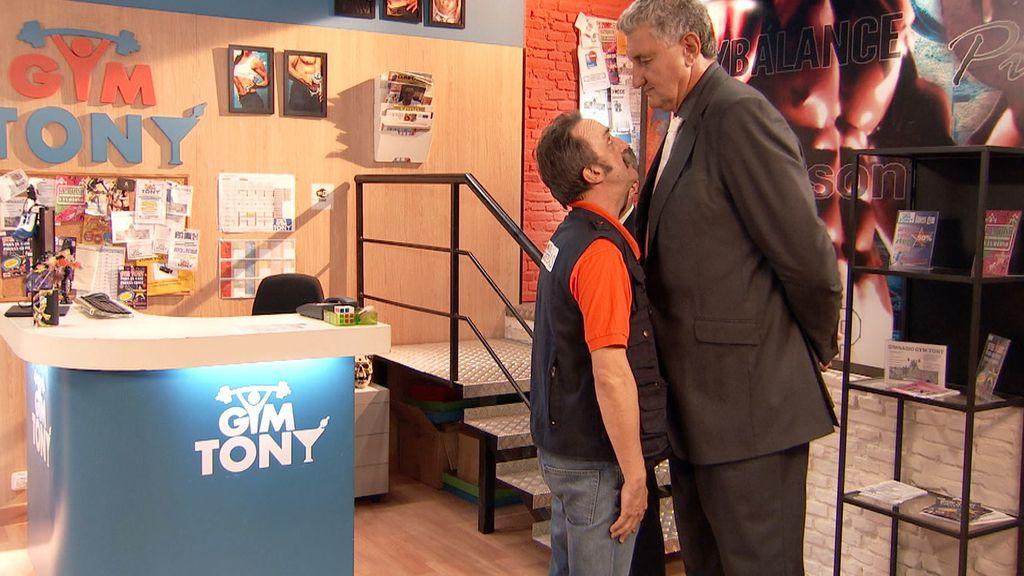 Fernando Romay, Ismael Beiro, Merche... nuevos cameos en 'Gym Tony'