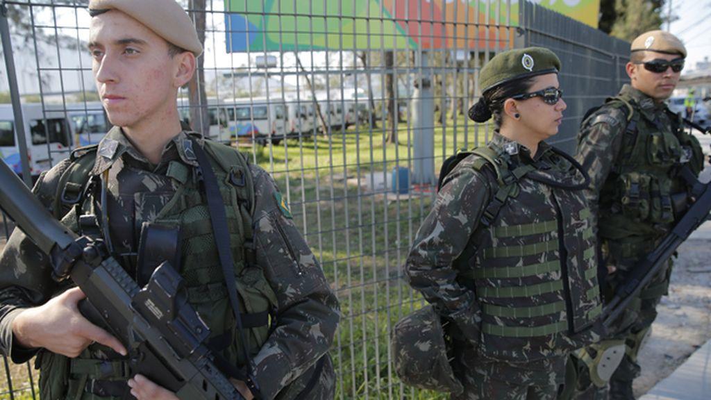 La Policía brasileña detiene a un hombre por supuestos vínculos terroristas en Río