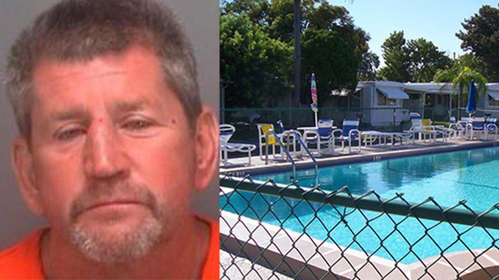 El delito más escatológico del verano, un hombre vierte heces a una piscina pública