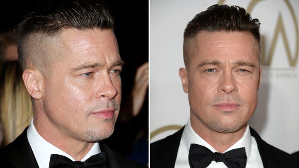 Brad Pitt en los Premios del Sindicato de Productores en Los Ángeles