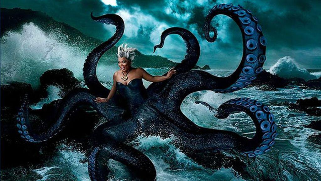 Queen Latifah es Úrsula de 'La Sirenita'