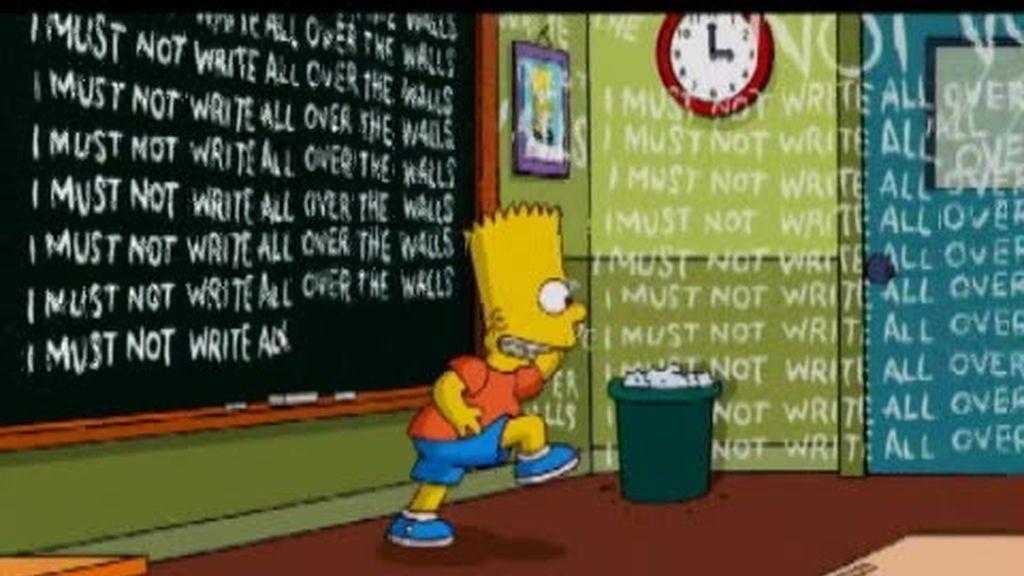 Polémico capítulo de Los Simpsons en EEUU