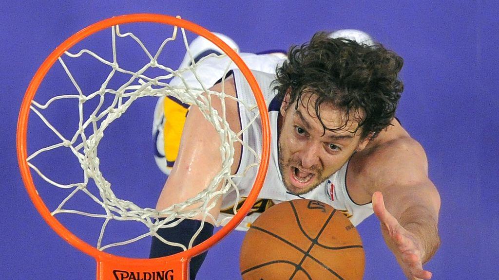 Pau Gasol, baloncesto