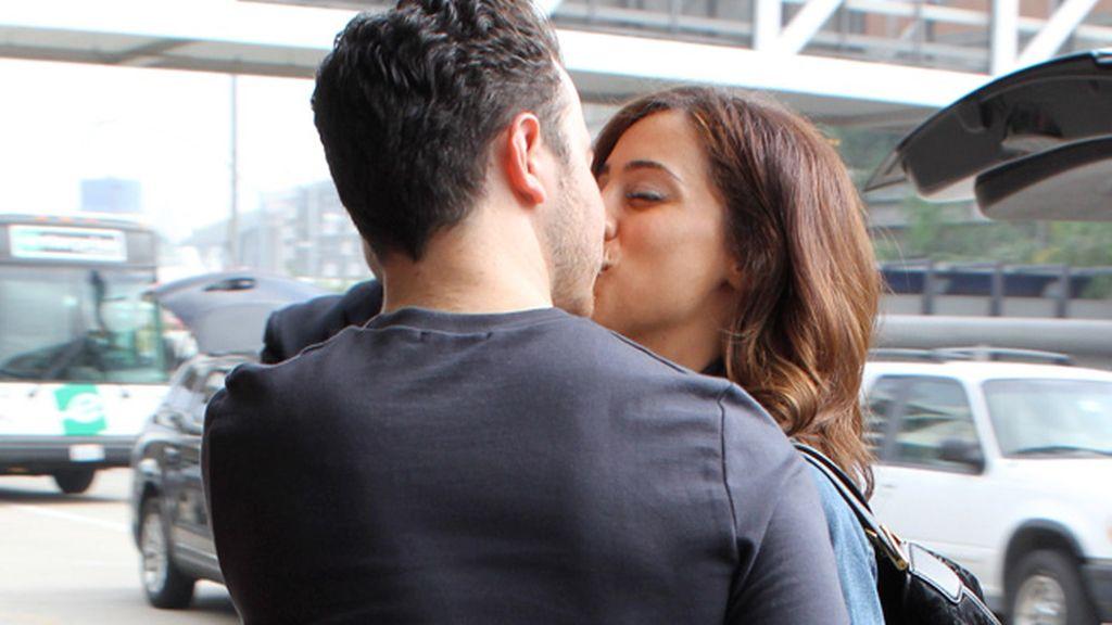 Kevin Jonas y Danielle
