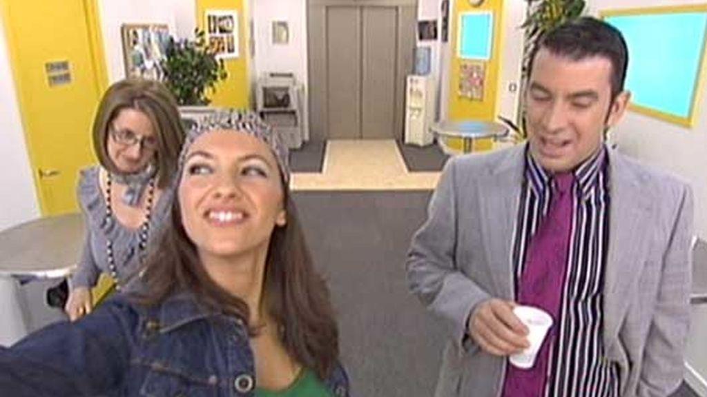 ¡Julián y Sofía juntos!