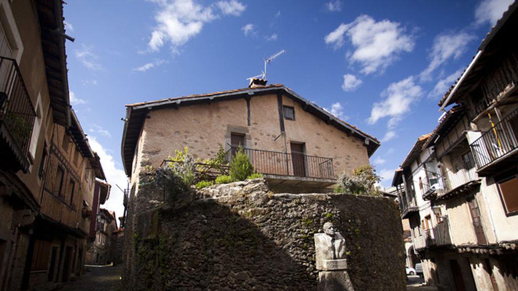 La Alberca es uno de los lugares más curiosos y destacados de la región