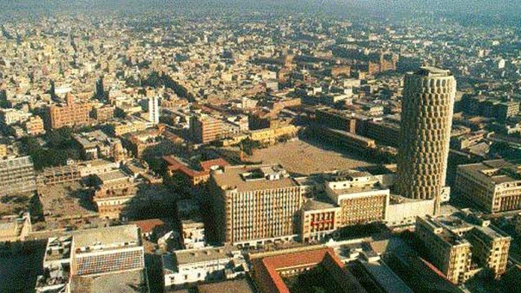 12. Karachi (Pakistán) 12.130.000 habitantes