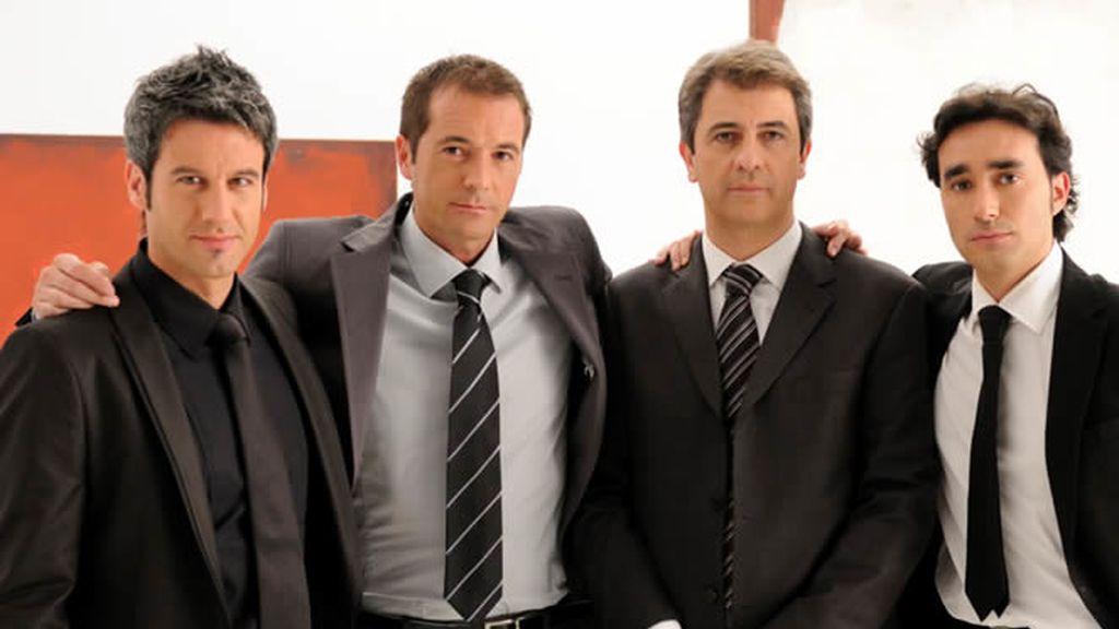 El equipo de deportes de Cuatro