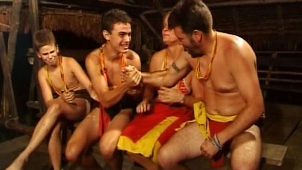 Los mentawai dan el si a los Recuero Oliva