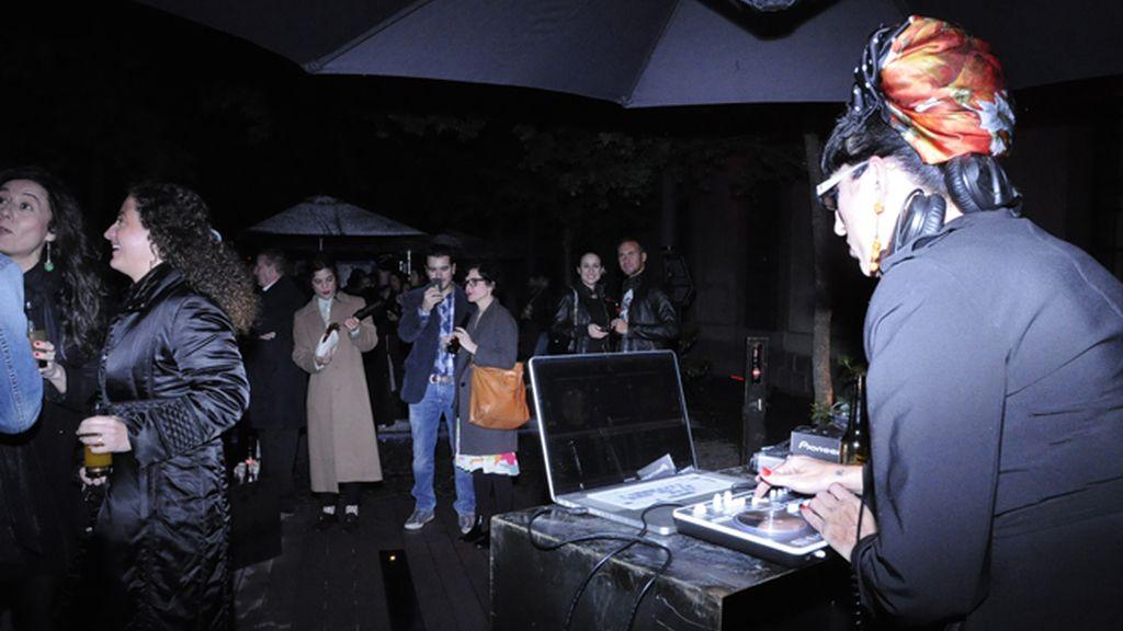 Rossy de Palma, 'dj' entre amigas