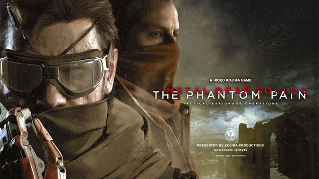 Metal Gear Solid V: The Phantom Pain,Metal Gear,