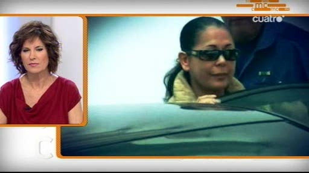 Abierto juicio oral contra Isabel Pantoja