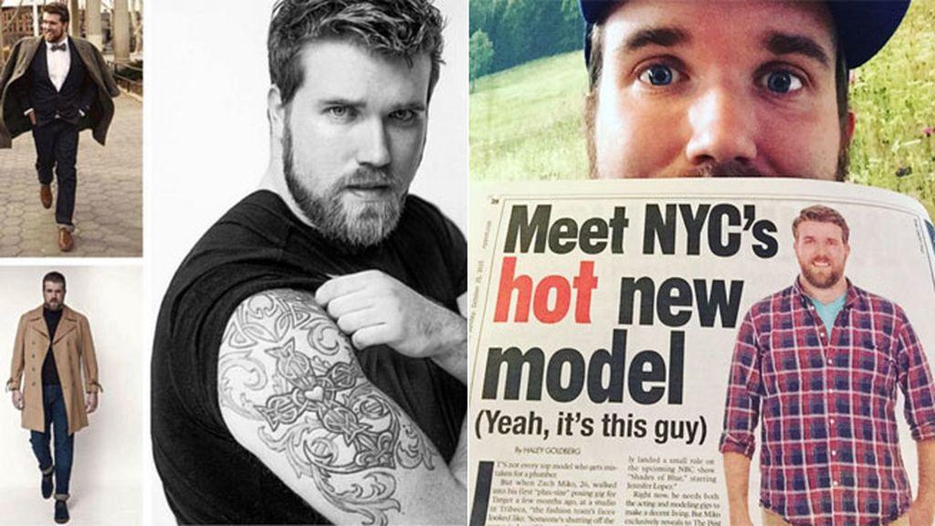 Acaba de fichar por la agencia neoyorquina IMG Models