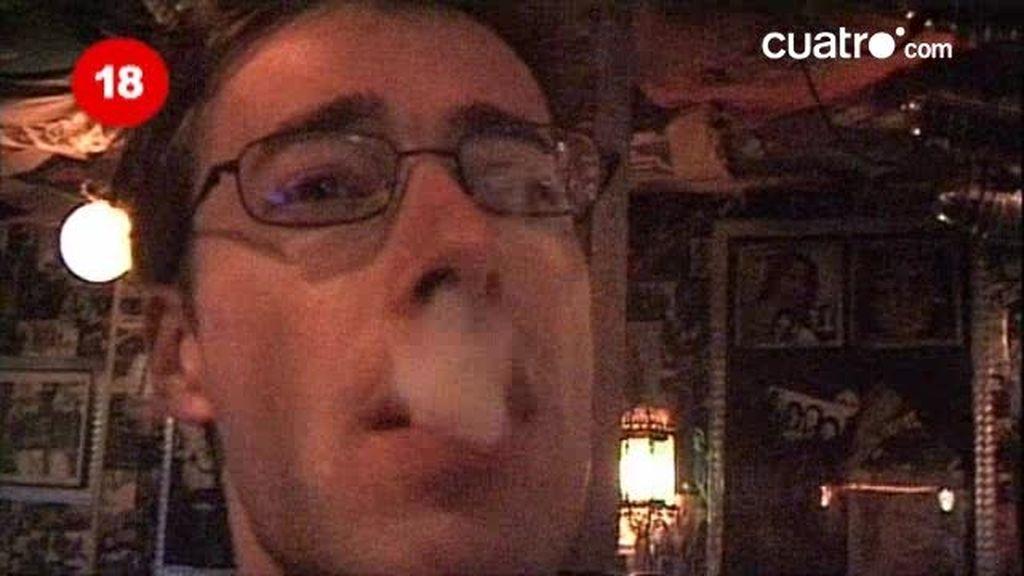 Ámsterdam. A fumar porros en Holanda
