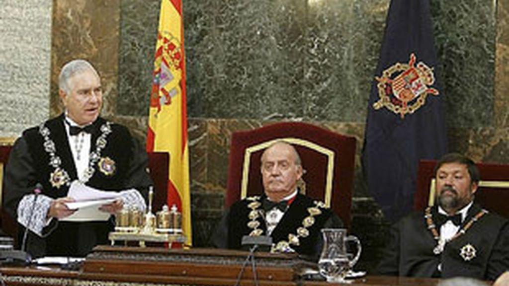 Apertura año judicial 2010
