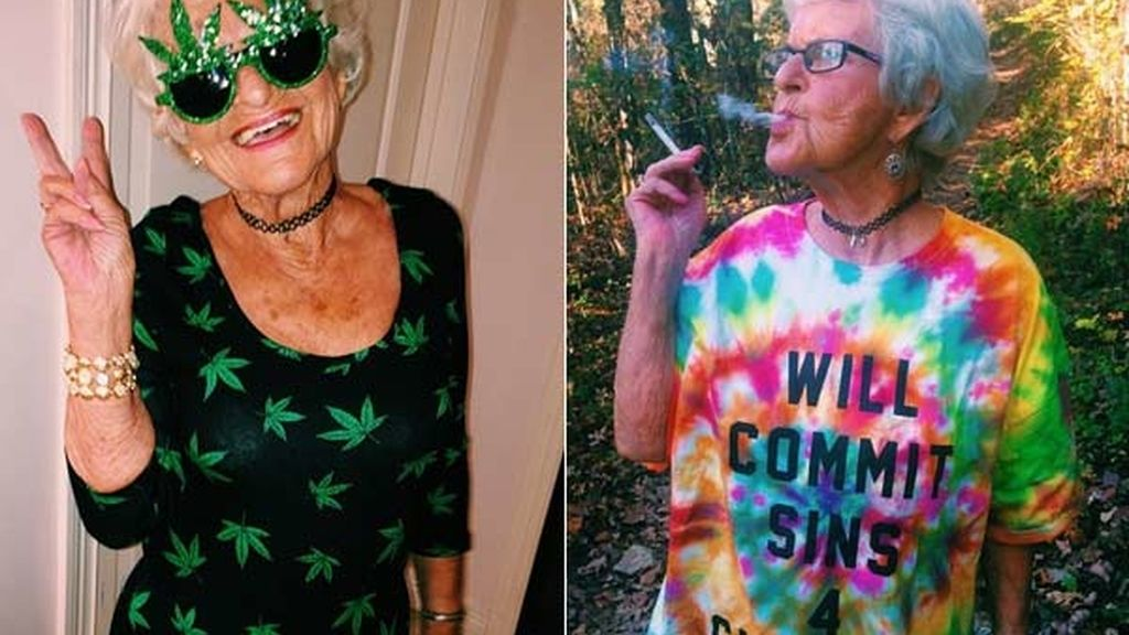 'Baddie Winkle', la abuela estrella de Instagram