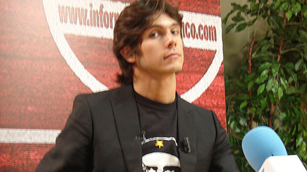 Sebastián Castella, en Informativos Telecinco