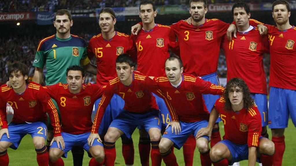 La selección, en el top del ranking FIFA
