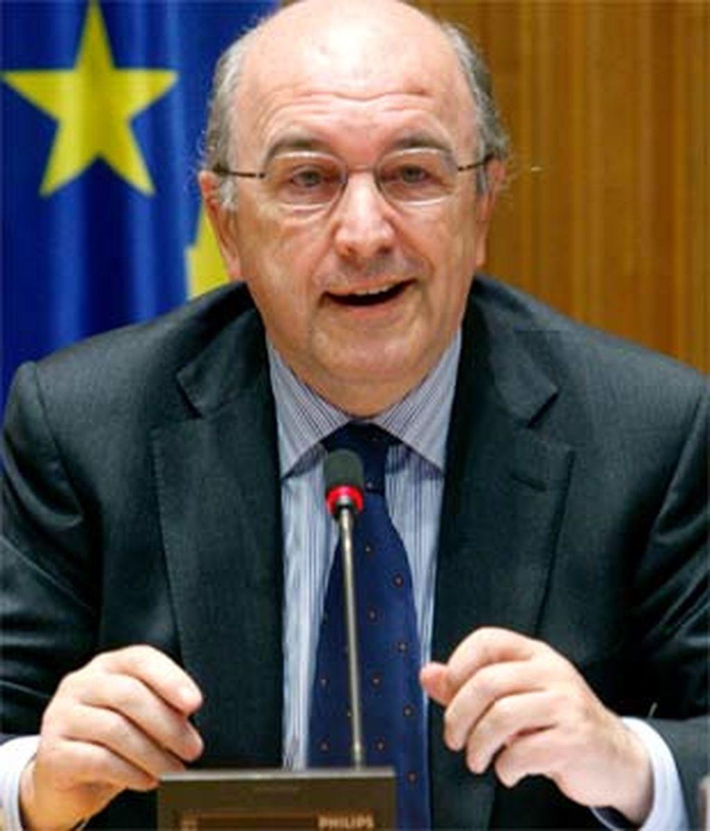 Las previsiones del comisario de Asuntos Económicos y Monetarios de la Unión Europea. Vídeo.: ATLAS.