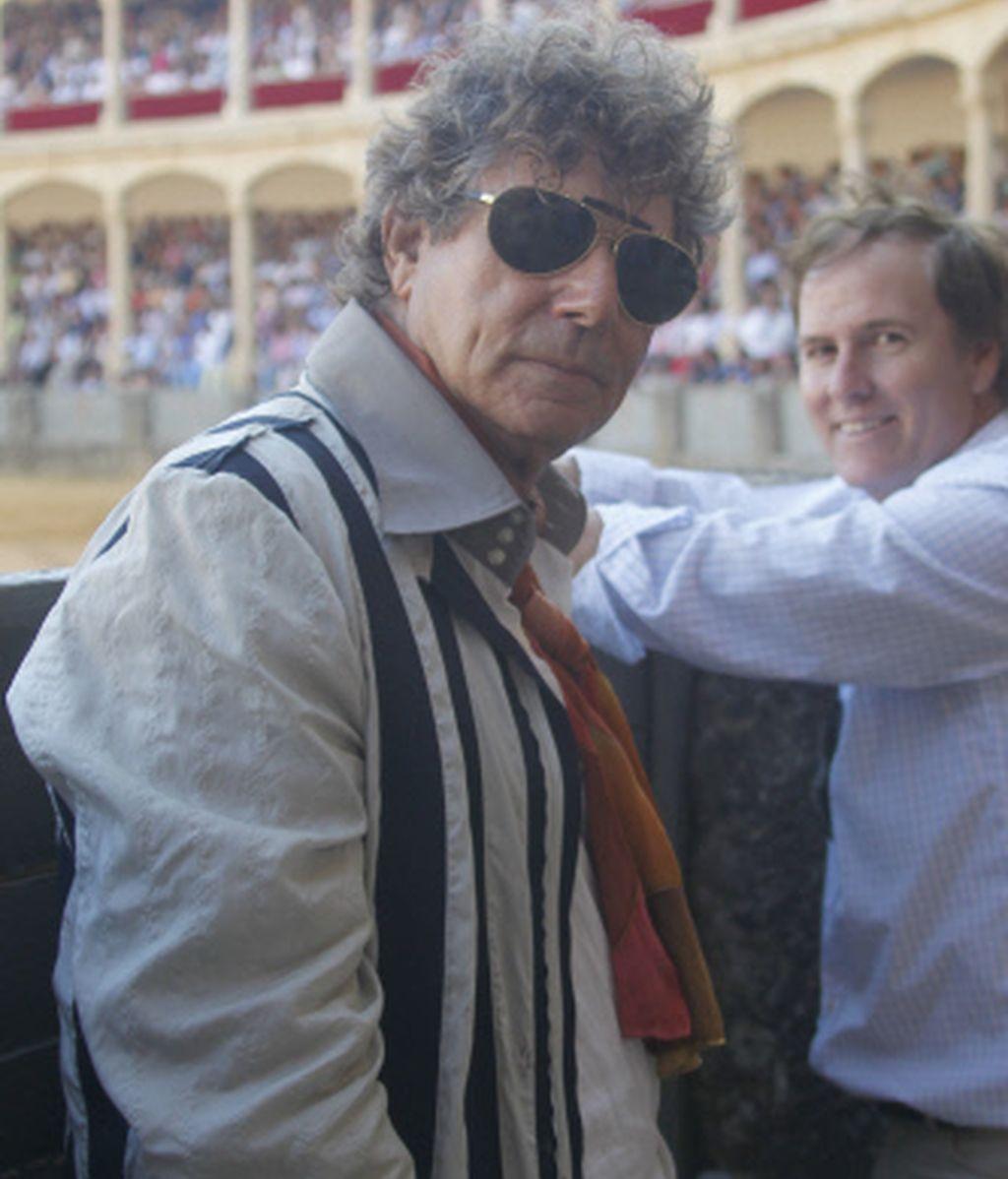 El periodista Jesús Quintero