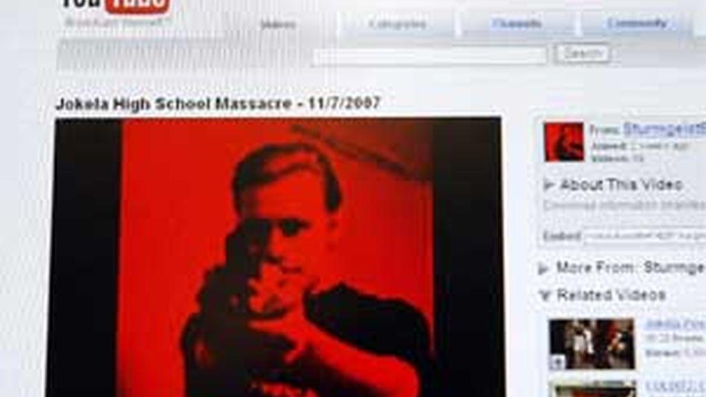 El asesino anunció la masacre en un vídeo de YouTube.
