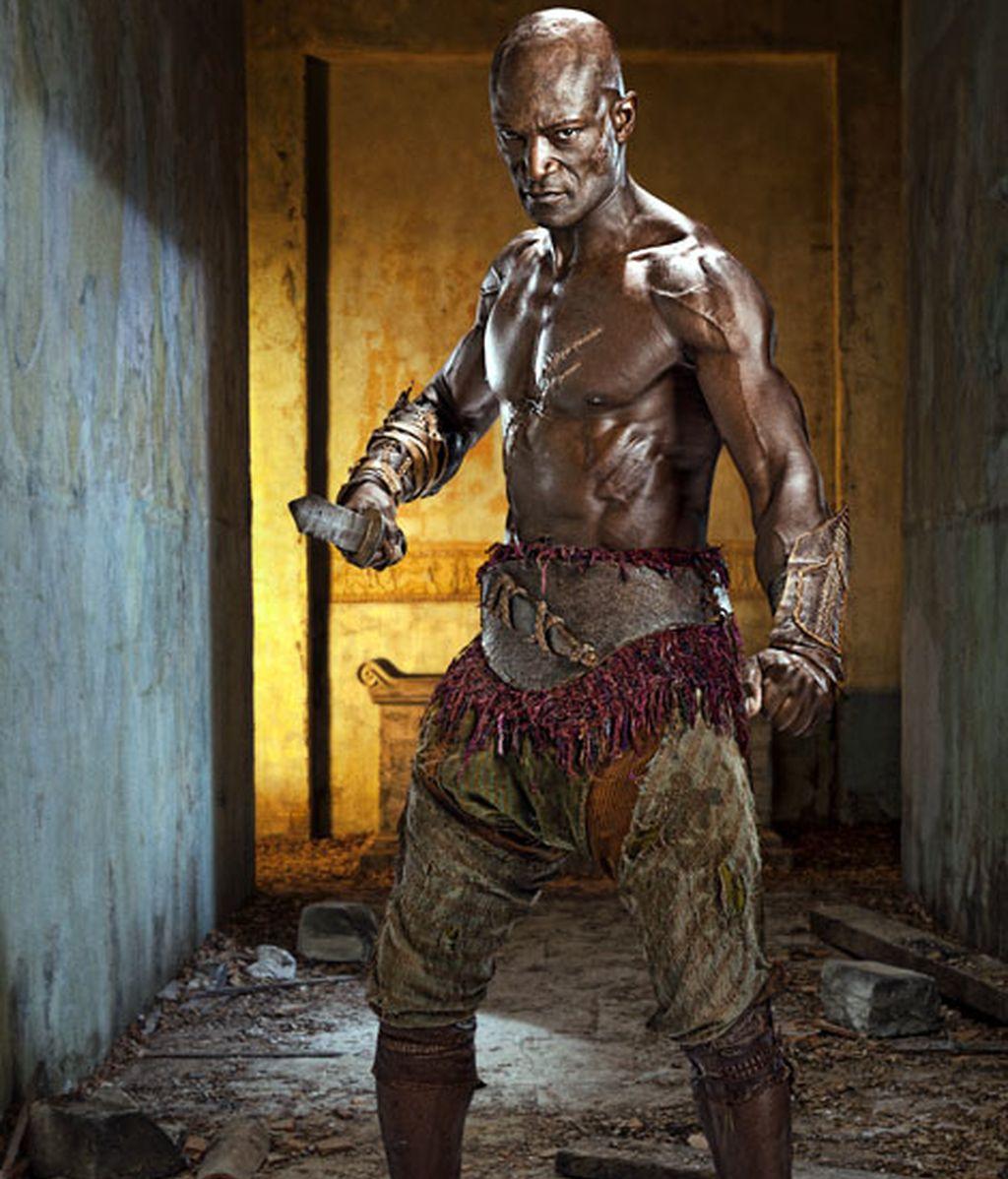 Oenomaus (Peter Mensah)