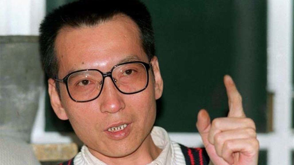 El activista chino Liu Xiaobo