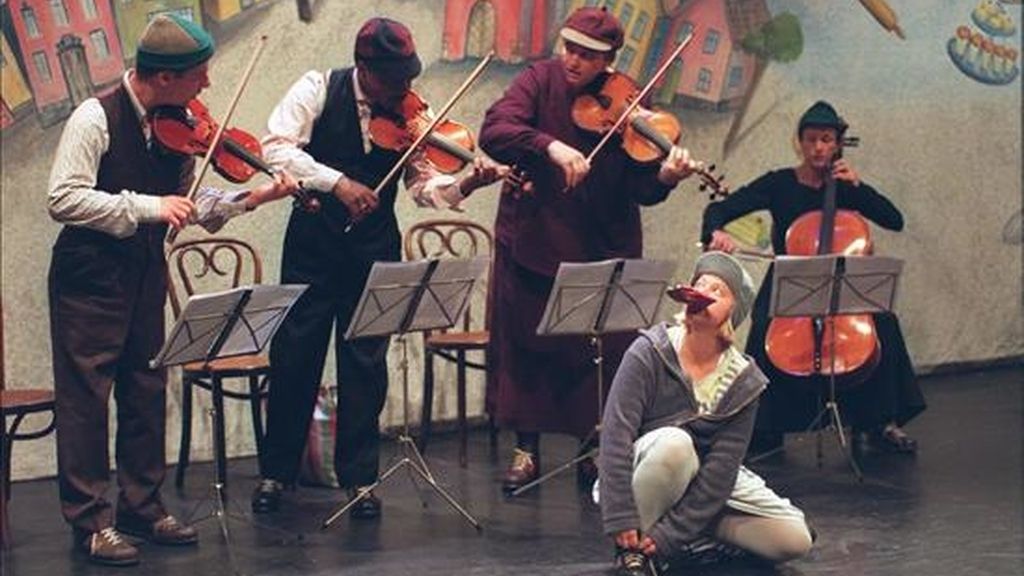 Compitieron 22 compositores de nueve países de Latinoamérica y el Caribe con obras para cuartetos de cuerda. EFE/Archivo