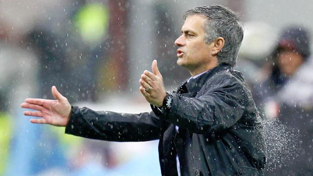 Mourinho mete prisa por fichar