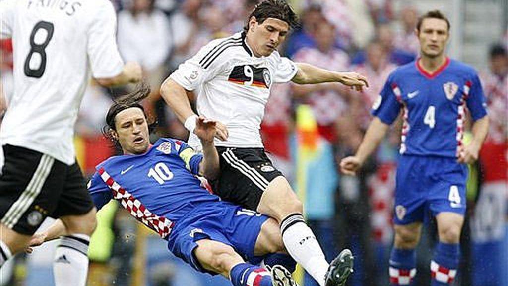 Croacia - Alemania (2-1)
