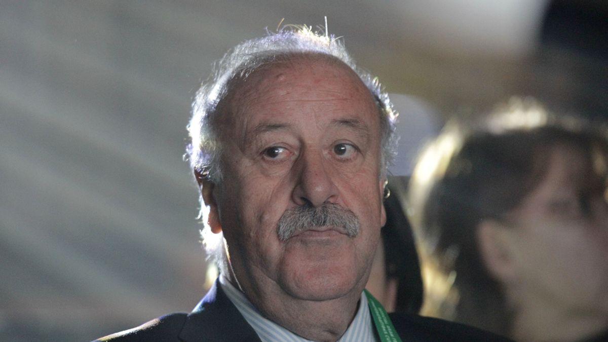 Del Bosque, futbol