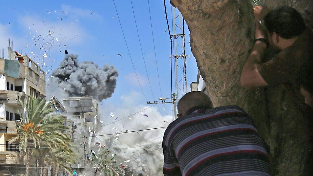 Sigue la ofensiva israelí en Gaza