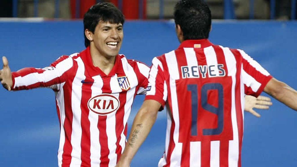 Kun Agüero y Reyes brillaron frente al Chelsea