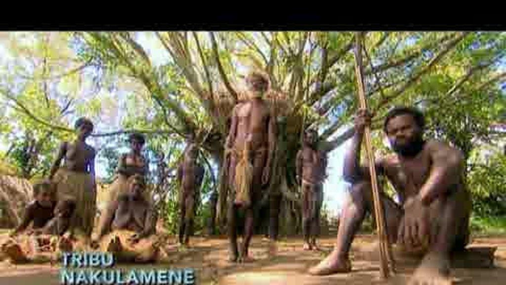 Promo Perdidos en la Tribu: Los Nakulamene