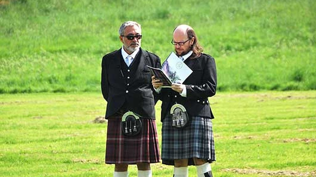 En el corazón de Escocia