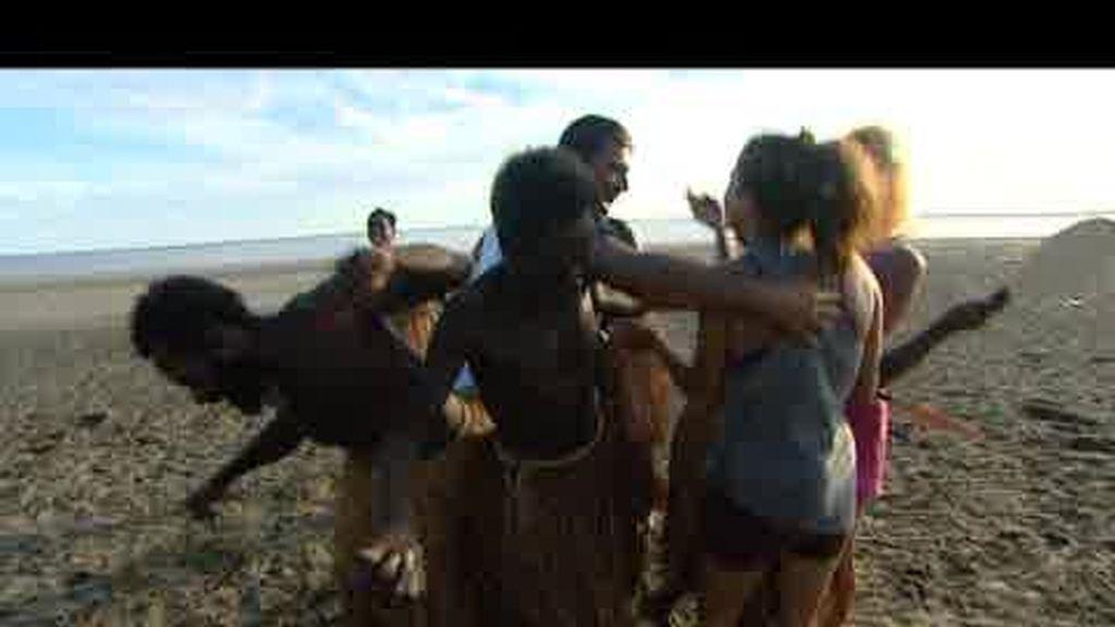 Promo Perdidos en la Tribu: Rumbo a lo desconocido