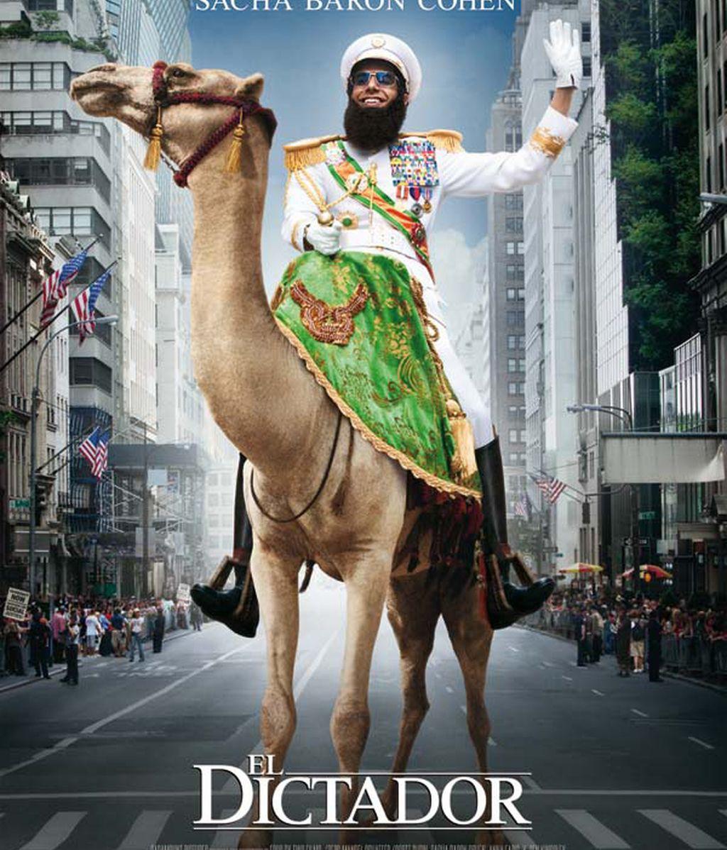 'El dictador' en 'El Blockbuster' de Cuatro
