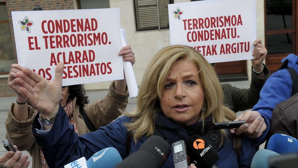 Covite entrega a huidos de ETA un listado de 400 asesinatos sin esclarecer