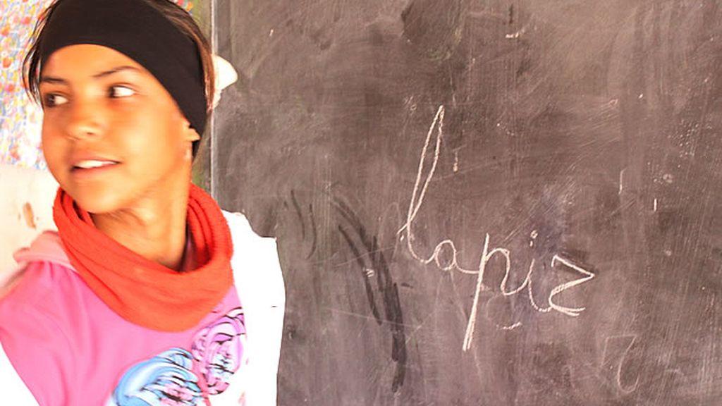 Los niños aún tienen sueños en el Sáhara
