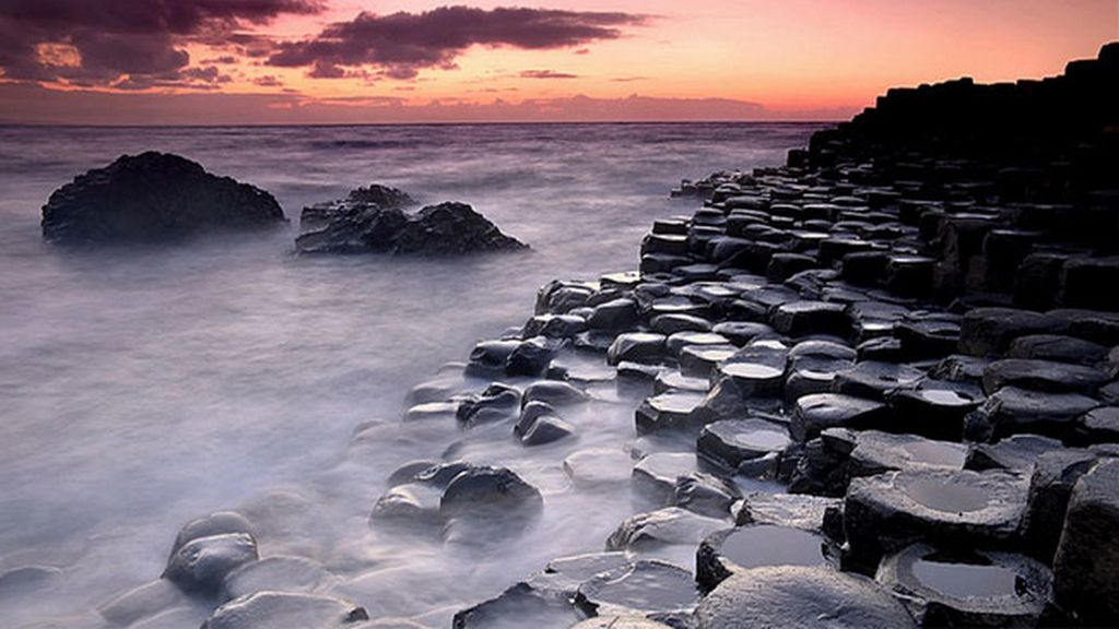 Giant's Causeway, Antrim, Northern Ireland, Reino Unido
