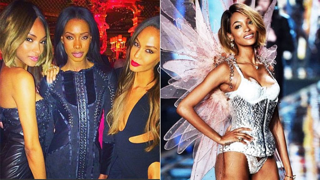 Jourdan Dunn, black power