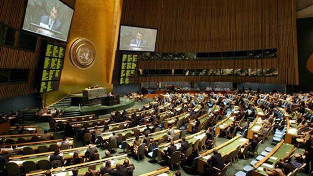 Asamblea General Naciones Unidas