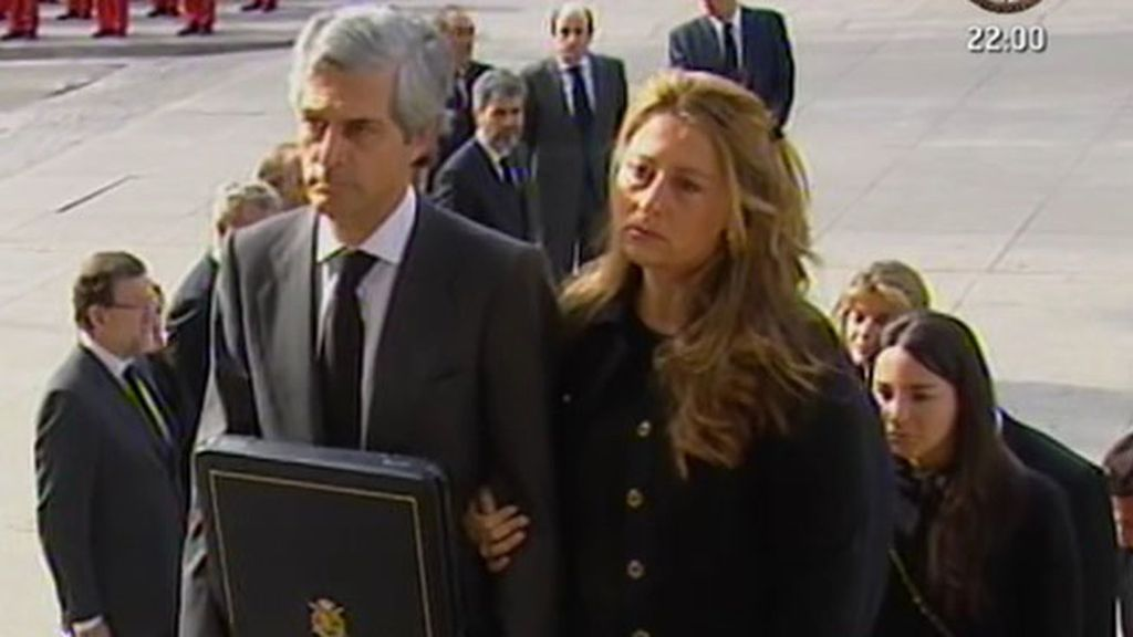 Adolfo Suárez lidera el grupo familiar