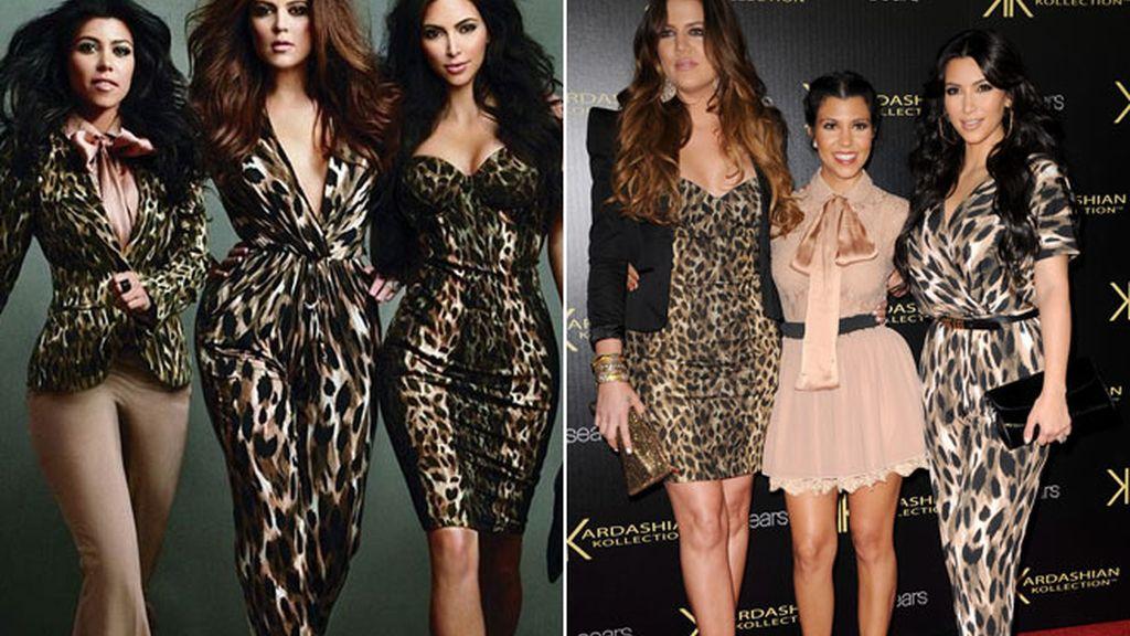 Annie Leibovitz fotografía a las hermanas Kardashian